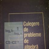 Culegere de probleme de algebra - I. Stamate