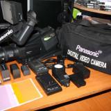 Camera Video cu miniDV Panasonic NV-MD10000, Mini DV, CCD, 10-20x
