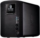 LOT NOU  IOMEGA STORCENTER 2 X 2TB ,NETWORK STORAGE,cloud edition limited