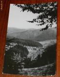 Carte postala BORSEC  - vedere generala - CIRCULATA 1965, Printata