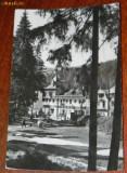 Carte postala BORSEC  - vedere din statiune - CIRCULATA 1964, Printata