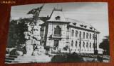 Carte postala JUDETUL GORJ -TARGU JIU - MONUMENTUL LUI TUDOR VLADIMIRESCU