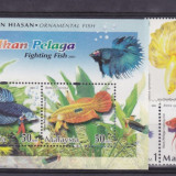 Pesti exotici Malaezia. - Timbre straine