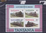 Locomotive Tanzania.