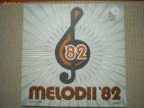 Melodii 82 vol 2 disc vinyl lp muzica pop usoara slagare romaneasca compilatie