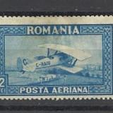 C Raiu filigran orizontal, LP 78, 1928