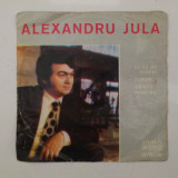 Discuri vinyl pick-up Electrecord ALEXANDRU JULA FORMAT MIC Viteza 45 rar vechi colectie