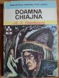 DOAMNA CHIAJNA - A. I. ODOBESCU - carte pentru copii., A.I. Odobescu