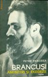 BRANCUSI - Amintiri si exegeze - PETRE PANDREA