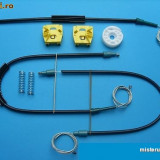Kit reparatie macara geam Saab YS3F (.'02-'10)fata dreapta, 9-3 (YS3F) - [2002 -   ]