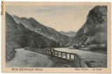 Baile Calimanesti-Valcea - Valea Oltului, La Tunel