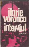 INTERVIUL/ 11 POVESTIRI, ILARIE VORONCA, Alta editura