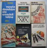 Scriitori sud- americani - 6 carti - romane, 1991