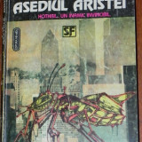 BILL FAWCETT - ASEDIUL ARISTEI. SCIENCE FICTION - Carte SF