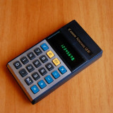 CALCULATOR DE BUZUNAR CANON DIN 1975, REAL VINTAGE ( portabil) - Calculator Birou
