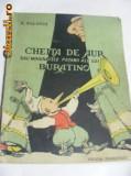 CHEITA DE AUR -BURATINO de ALEXEI TOLSTOI,anul 1967