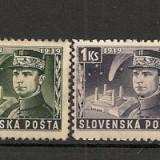 Slovacia.1939 Comemorare M.Stefanik-om politic EB.239
