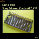 HUSA Sony Ericsson Xperia ARC X12 - HUSA SMOKE TPU - CEA MAI TARE HUSA Sony Ericsson Xperia ARC X12 - CRYSTAL ED - Husa Telefon