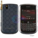 HUSA BLACKBERRY 9630 - HUSA TPU BLACKBERRY 9630 - CLEAR SMOKE CIRCLE ED - CARCASA TPU PROTECTIE BLACKBERRY 9630 - CIRCLE ED - Husa Telefon