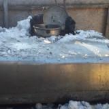 Vand Bazine Inox Alimentar