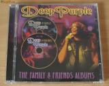 Cumpara ieftin Deep Purple - Family and Friends Albums (2 CD)