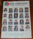 REGIA FOTBALISTICA - PROGRAM SPORTUL STUDENTESC - INTER SIBIU - MAI 1990