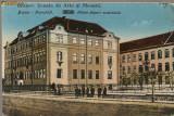 Brasov - Scoala de Arte si Meserii - 1918