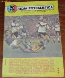 REGIA FOTBALISTICA - PROGRAM SPORTUL STUDENTESC - FARUL CONSTANTA - APRILIE 1989