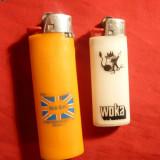 2 Brichete Franta - Reclama Mash si Woka - Bricheta Zippo