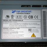 Sursa Fortron 400W reali FSP400-60HLN ATX 2.2 PFC Activ - Sursa PC Alta, 400 Watt