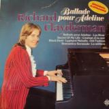 disc vinil Richard Clayderman - Ballade Pour Adeline 1977 Telefunken