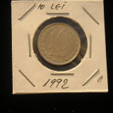 CMR1 - 10 LEI 1992 - Moneda Romania