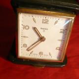 Ceas de Voiaj - Swiza 8 -Elvetian, -interbelic