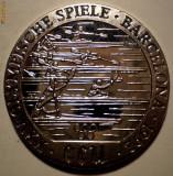 5.131 MEDALIE OLIMPIADA BARCELONA CAIAC 1992 PROOF 38,5mm, Europa