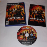 Joc Playstation 2 - PS2 - Without Warning