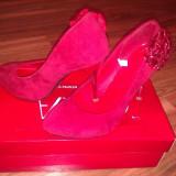 PANTOFI DAMA - Pantof dama, Greige, Marime: 36.5