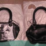 Geanta Versus (Versace), Originala, Nefolosita, cu factura, Model modern, Piele naturala