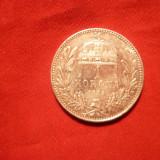 1 Kor. 1914 Ungaria, argint, F.Josef, cal.NC
