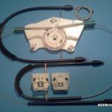 Kit reparatie macara geam  Volkswagen Bora(fab.'97-'07) fata dreapta, BORA (1J2) - [1998 - 2005]