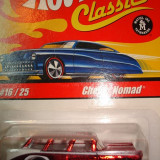 HOT WHEELS ;CHEVY NOMAD '57 ++1799 DE LICITATII !! - Macheta auto