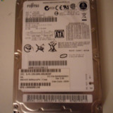 Hard SATA 60 GB Fujitsu - HDD laptop, Rotatii: 5400, 8 MB