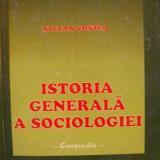 Istoria generala a sociologiei - Stefan Costea