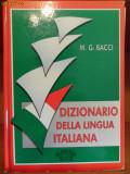 M.G. BACCI - DIZIONARIO DELLA LINGUA ITALIANA