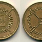 Moneda pajazzo muru - Moneda Medievala