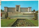 Carte postala-BUCURESTI-Academia Militara, Necirculata, Printata