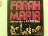Disc vinil vinyl pick-up Electrecord FARAH MARIA Interpreta a BARRERITA