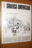 GRAFICA AMERICANA  - Iordan Chimet -  nr. 6  Cabinet de Stampe, 1976