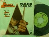 Disc vinil vinyl pick-up Electrecord WALTER CARLOS Orange Mecanique Records Warner Bros Classical 1972 FORMAT MIC 16 145 rar vechi colectie