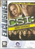 JOC PC C.S.I. CRIME SCENE INVESTIGATION HARD EVIDENCE ORIGINAL SIGILAT / STOC REAL / by DARK WADDER, Actiune, 16+, Single player, Ubisoft