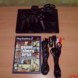 Vând Play Station 2 Slim - PlayStation 2 Sony